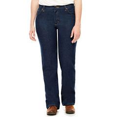 Red Kap® Womens Straight-Leg Jeans
