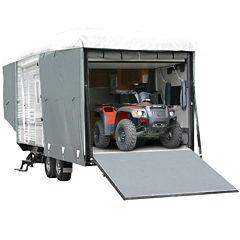 Classic Accessories 72163 PolyPro III Toy Hauler Cover, Model 1