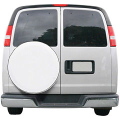 Classic Accessories 75140 Custom Fit Spare Tire Cover, Model 5