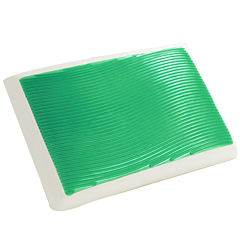 Comfort Revolution Wave Gel Memory Foam Pillow