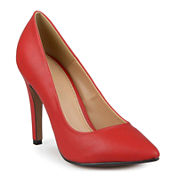 Journee Collection Yoko Pointed Toe Pumps