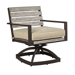 Outdoor by Ashley® Kane Swivel Chair - Set of 2