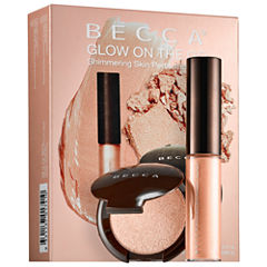 BECCA Glow On The Go Shimmering Skin Perfector™ Moonstone Set