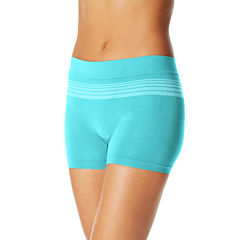 Warners No Pinching, No Problems. Seamless Boyshort Panty - RW9511P