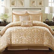 Madison Park Signature Carmichael 8-pc. Jacquard Comforter Set