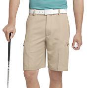 IZOD® Golf Solid Cargo Shorts