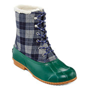 143 Girl Flurry Women's Rubber Duck Boots