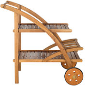 Clementine Outdoor Tea Cart