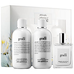 philosophy Pure Grace Reflections Of Grace Gift Set