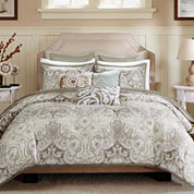Harbor House Cecil 3-pc. Duvet Cover Set & Accessories