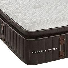 Stearns & Foster® No. 3 Luxury European Pillow-Top - Mattress Only