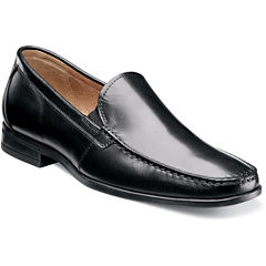 Nunn Bush® Glenwood Venetian Moc Mens Hand-Sewn Leather Loafers