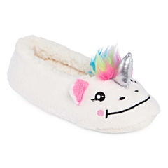 Total Girl Slip-On Slippers