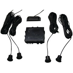 CrimeStopper Security Products CA-5010.II.MBS Parking-Sensor System with Top Display