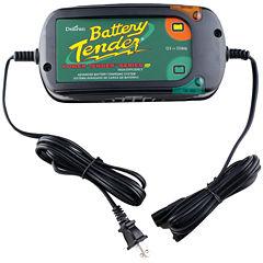 Battery Tender 022-0186G-DL-WH 12-Volt 5-Amp PowerTender Plus High-Efficiency Charger