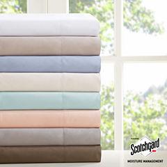 Madison Park 3M® Scotchgard Microcell Sheet Set