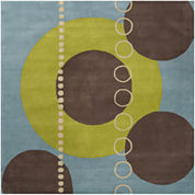 Decor 140 Gardena Hand Tufted Square Rugs