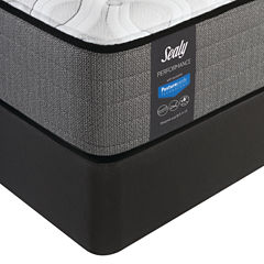 Sealy Performance™ Humboldt Plush - Mattress + Box Spring