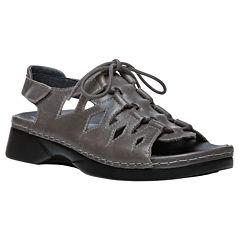 Propet Ghilliewalker Womens Flat Sandals
