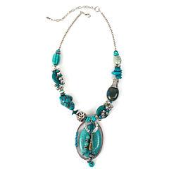 Aris by Treska Dangle Necklace