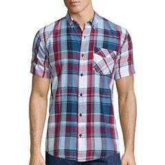 Levi's® Adamson Short-Sleeve Woven Shirt