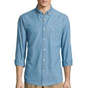 Dockers® Long-Sleeve Chambray Shirt