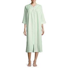 By Miss Elaine 3/4 Sleeve Robe