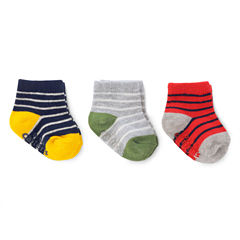 Carter's 3 Pair Crew Socks