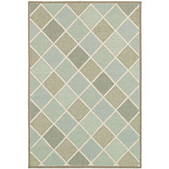Couristan® Meridian Indoor/Outdoor Rectangular Rug