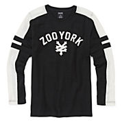 Zoo York® Long-Sleeve Thermal Tee - Boys
