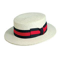 Scala™ Classico Straw Boater Hat