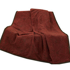 HiEnd Accent Wilderness Ridge Chenille Throw