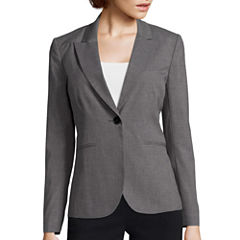 Liz Claiborne® Long-Sleeve Suiting Blazer