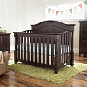 Bedford Monterey Baby Furniture Collection - Chocolate