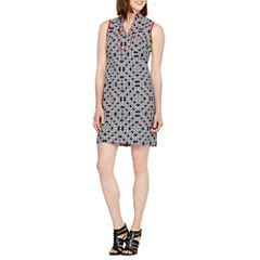 Jessica Howard Sleeveless Shift Dress
