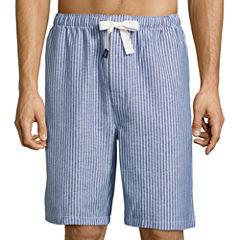 IZOD Chambray Pajama Shorts