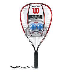 Wilson Racquetball Clam Set