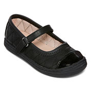 Okie Dokie® Gabi Girls Quilted Mary Jane Shoes - Toddler