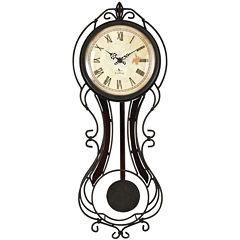 FirsTime® Fleur Pendulum Wall Clock