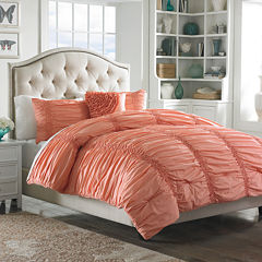 Orange Comforters & Bedding Sets for Bed & Bath - JCPenney