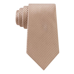 Stafford Solid Silk Tie XL