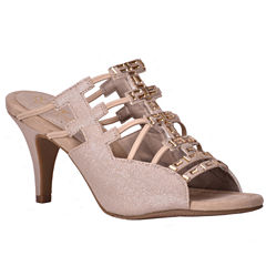 New York Transit Valuable Moment Womens Pumps