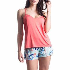 Maidenform Shorts Pajama Set