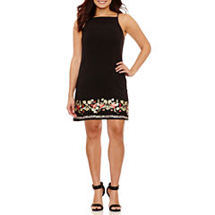 Bisou Bisou Sleeveless Shift Dress