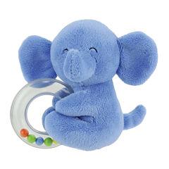 Carter's® 2-pk. Plush Elephant Rattles