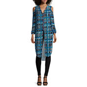 I 'Heart' Ronson® Button-Front Duster Shirt or Leggings