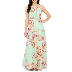 R & K Originals Sleeveless Maxi Dress