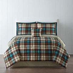 Home Expressions™ Decklan Plaid Comforter Set & Accessories