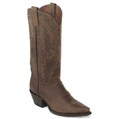 Dan Post® Santa Rosa Womens Leather Cowboy Boots