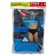 Hanes® 4-pk. X-Temp® Comfort Cool™ Briefs + Bonus Pair